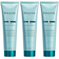 Kérastase Ciment Thermique | Zestaw: cement termiczny do włosów osłabionych 3x150ml