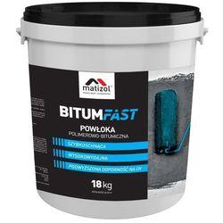 Szybka powłoka bitumiczna Matizol Bitumfast 18 kg