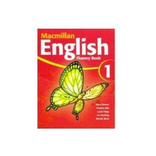 Książki do nauki języka, Macmillan English 1 Fluency Book (opr. miękka)