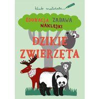 Książki dla dzieci, Klub małolata Dzikie zwierzęta - Praca zbiorowa (opr. broszurowa)