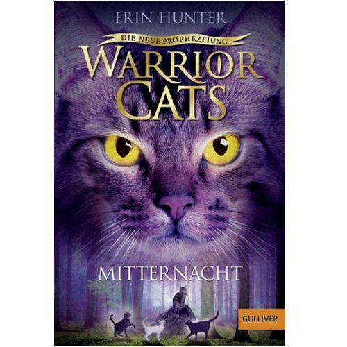 Pozostałe książki, Warrior Cats, Die neue Prophezeiung. Mitternacht Hunter, Erin