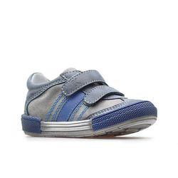 Półbuty chłopięce Kornecki 04881 Niebieski