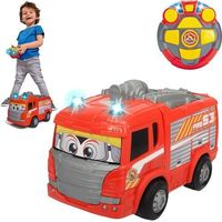 Straż pożarna dla dzieci, Happy Scania RC Straż pożarna