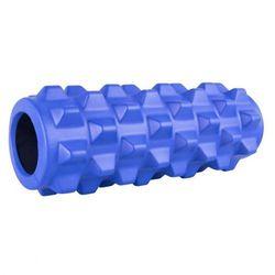 Wałek roller do masażu inSPORTline Masare - Kolor Niebieski