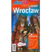 Przewodniki turystyczne, Wrocław. Plan miasta (plastik) (opr. miękka)