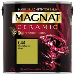 Farba Ceramiczna Magnat Ceramic C44 Wysmakowany Oliwin 2.5l