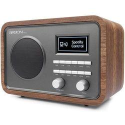 ARGON AUDIO iNet2+ ORZECH - radio DAB+ z możliwością zdalnego sterowania z bezpłatnej aplikacji | Zapłać po 30 dniach | Gwarancja 2-lata