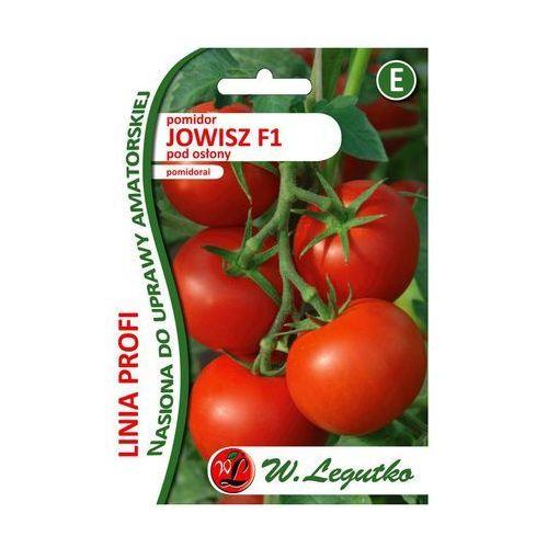 Nasiona, Pomidor pod osłony JOWISZ F1 PROFI nasiona do uprawy profesjonalnej 30 szt. W. LEGUTKO