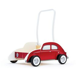 Hape Chodzik Pchacz Samochód Garbus czerwony E0379