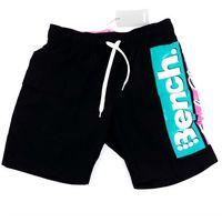 Kąpielówki, strój kąpielowy BENCH - Corp Boardshort Black Beauty (BK022) rozmiar: L