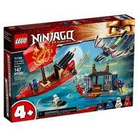 Klocki dla dzieci, Lego NINJAGO Ostatni lot perły przeznaczenia 71749