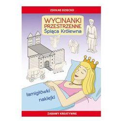 Wycinanki przestrzenne Śpiąca Królewna. Darmowy odbiór w niemal 100 księgarniach!