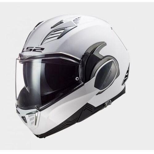 Kaski motocyklowe, KASK LS2 FF900 VALIANT II SOLID WHITE