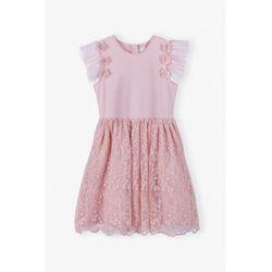 Sukienka dla dziewczynki 3K4005