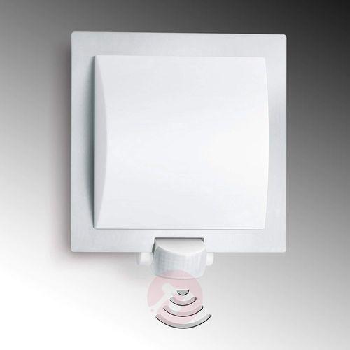 Lampy ścienne, Steinel 566814 - Kinkiet zewnętrzny z czujnikiem ruchu 1xE27/60W/240V L 20 S