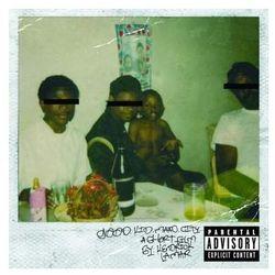 Good Kid - M A A D City - Kendrick Lamar (Płyta CD)