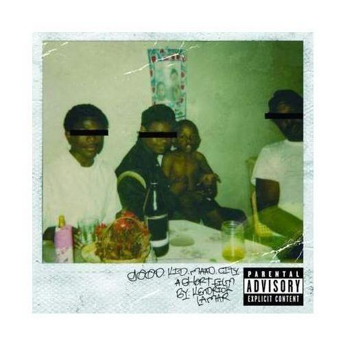 Pozostała muzyka rozrywkowa, Good Kid - M.a.a.d City - Kendrick Lamar (Płyta CD)