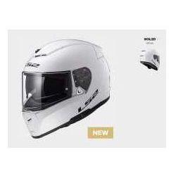 KASK LS2 FF390 BREAKER SOLID WHITE ( biały połysk )