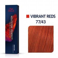 Wella Professionals Koleston Perfect 77/43 Farba do włosów perfekcyjny połysk 60ml