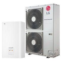 Pompa ciepła LG split 12kW HU123/HN1639