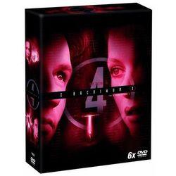 Z archiwum X - sezon 4 (DVD) - Bob Bowman, Rob Bowman, James Charleston
