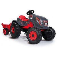 Traktory dla dzieci, Smoby Traktor XXL + przyczepa - DARMOWA DOSTAWA!