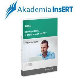 Akademia InsERT: RODO - vademecum oraz obsługa w programach InsERT