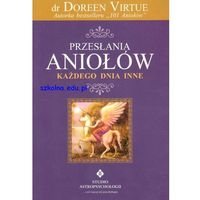 Senniki, wróżby, numerologia i horoskopy, Przesłania aniołów (opr. miękka)
