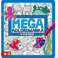 Kolorowanki, Megakolorowanka W oceanie