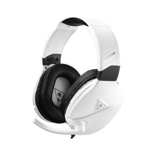 Pozostałe akcesoria do konsoli, Słuchawki TURTLE BEACH Recon 200 Biały