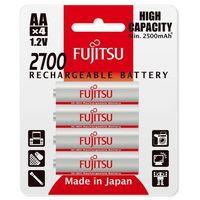 Akumulatorki, 4 x akumulatorki Fujitsu R6/AA 2700mAh HR-3UAEX