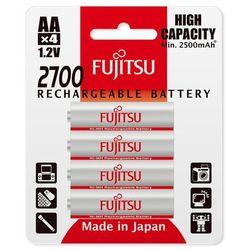 4 x akumulatorki Fujitsu R6/AA 2700mAh HR-3UAEX