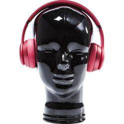 KARE Design:: Dekoracyjna Głowa Headphone Mount - czarna - czarny