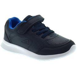 Adidasy dla dzieci American Club HA26/20 Granatowe - Granatowy