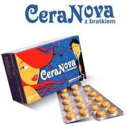 BioOgrody Cera Nova z bratkiem 60tabl.