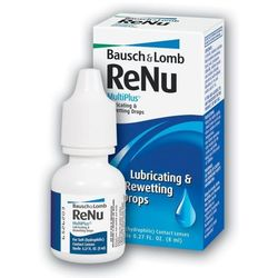 RENU MultiPlus™ Lubricating & Rewetting Drops krop.do oczu - 8 ml