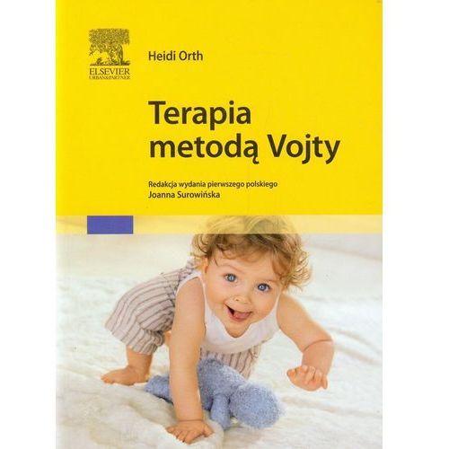 Książki medyczne, Terapia metodą Vojty (opr. miękka)