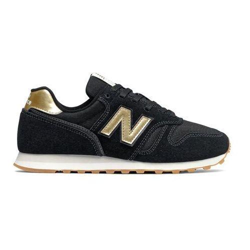 Damskie obuwie sportowe, New Balance Sneakersy WL373FB2 Czarny