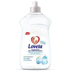 Lovela Płyn do mycia butelek i smoczków 500ml | U NAS SKOMPLETUJESZ CAŁĄ WYPRAWKĘ | SZYBKA