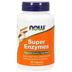 NOW Foods Super Enzymes 90 kaps