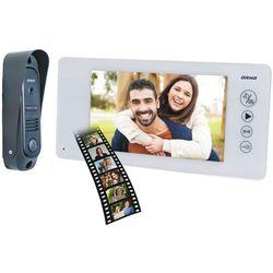 Zestaw wideodomofonowy ORNO OR-VID-JS-1040/W