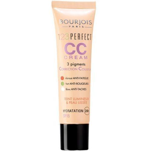 Kremy na dzień, smakeup.pl 123 Perfect CC Cream krem CC z 3 pigmentami korygującymi 32 Light Beige 30ml