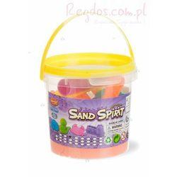 Piasek kinetyczny Sand Spirit z praską łososiowy