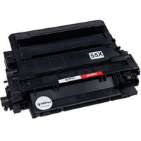 Tonery i bębny, Zgodny z hp 55X CE255X Toner do HP LaserJet P3015 P3015d P3015dn M521 M525dn 12500 stron Nowy DD-Print 55XDN
