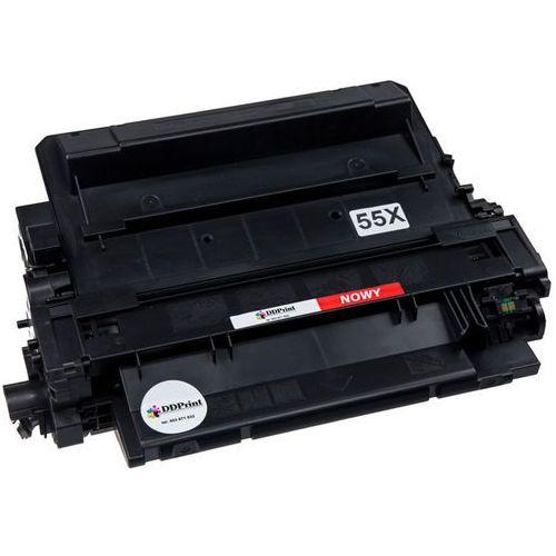 Tonery i bębny, Zgodny z hp 55X CE255X Toner do HP LaserJet P3015 M521 M525dn 12,5k Nowy DD-Print