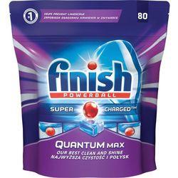 FINISH 80szt Powerball Quantum Max Tabletki do zmywarki