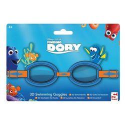 Okulary do pływania 3D Gdzie jest Dory?