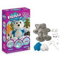 Kreatywne dla dzieci, Fuzzeez Zrób pluszowego zwierzaka Husky