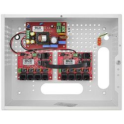System zasilania dla 8 monitorów IP z switchem PoE BCS-SP0812