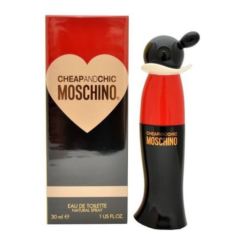 Wody toaletowe damskie, Moschino Cheap & Chic (W) edt 30ml